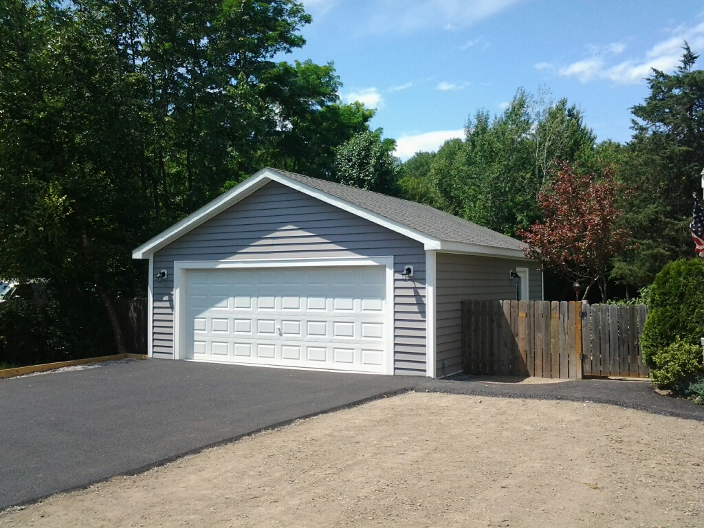 Detached Garage Addition