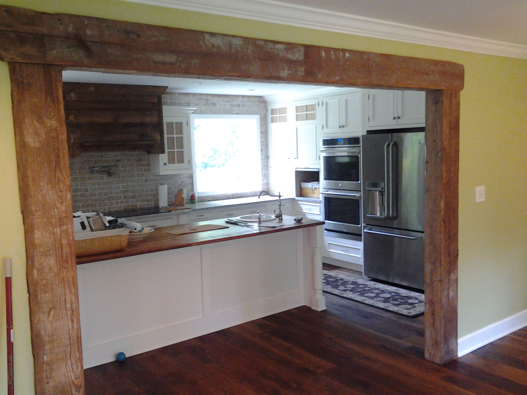 Kitchen Remodel - Custom Woodworking