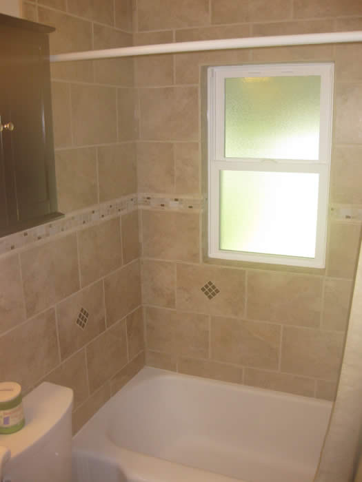 Bath Remodel - Tub Shower and Tile Remodel