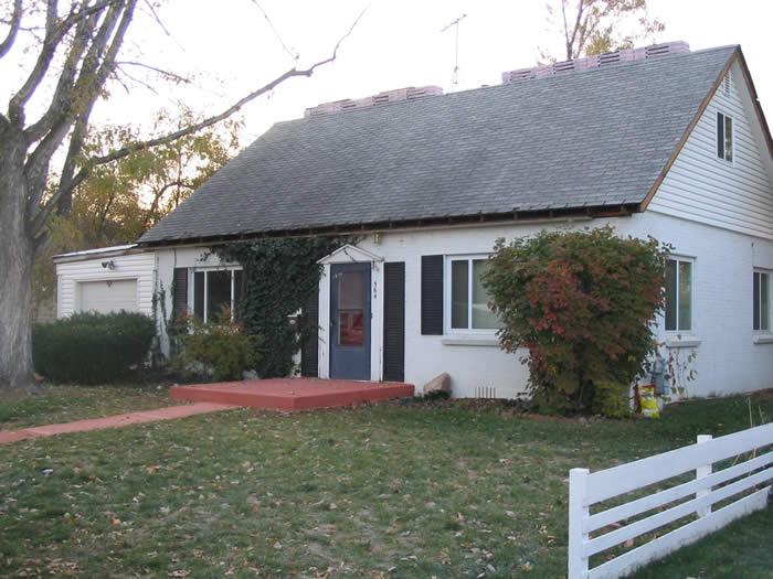 Dormer Porch Addition