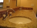 Bathroom Remodel - Double Vanity Granite Top
